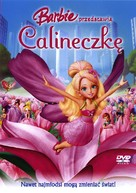 Barbie Presents: Thumbelina - Polish Movie Cover (xs thumbnail)