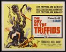 The Day of the Triffids - Theatrical poster (xs thumbnail)