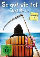 """Dead Like Me"" - German Movie Cover (xs thumbnail)"