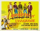 Gunfighters of Casa Grande - Movie Poster (xs thumbnail)