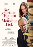 Le mystère Henri Pick - German Movie Poster (xs thumbnail)
