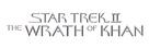 Star Trek: The Wrath Of Khan - Logo (xs thumbnail)