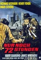 Madigan - German Movie Poster (xs thumbnail)