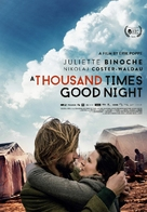 Tusen ganger god natt - British Movie Poster (xs thumbnail)