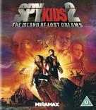 Spy Kids 2 - British Blu-Ray movie cover (xs thumbnail)