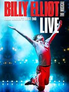 Billy Elliot the Musical - DVD cover (xs thumbnail)