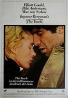 Beröringen - German Movie Poster (xs thumbnail)
