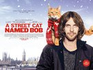 A Street Cat Named Bob - British Movie Poster (xs thumbnail)