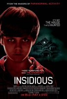 Insidious - Video release poster (xs thumbnail)