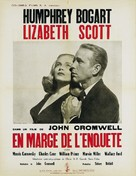 Dead Reckoning - French Movie Poster (xs thumbnail)