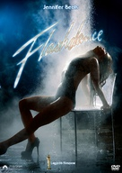 Flashdance - Hungarian DVD cover (xs thumbnail)