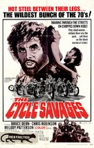 The Cycle Savages - Movie Poster (xs thumbnail)