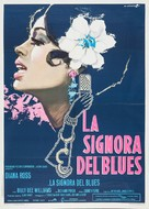 Lady Sings the Blues - Italian Movie Poster (xs thumbnail)