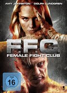 Female Fight Club - German Movie Cover (xs thumbnail)