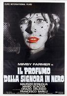 Il profumo della signora in nero - Italian Movie Poster (xs thumbnail)