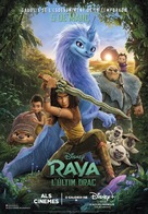 Raya and the Last Dragon - Andorran Movie Poster (xs thumbnail)