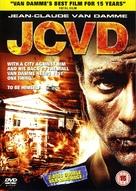 J.C.V.D. - British Movie Cover (xs thumbnail)