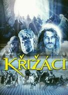 """Crociati"" - Czech DVD cover (xs thumbnail)"