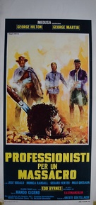 Professionisti per un massacro - Italian Movie Poster (xs thumbnail)