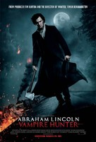 Abraham Lincoln: Vampire Hunter - Theatrical poster (xs thumbnail)