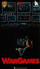 WarGames - VHS cover (xs thumbnail)