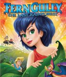 FernGully: The Last Rainforest - Blu-Ray cover (xs thumbnail)