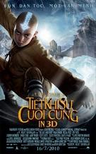 The Last Airbender - Vietnamese Movie Poster (xs thumbnail)