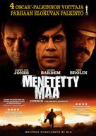 No Country for Old Men - Finnish DVD cover (xs thumbnail)