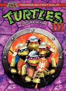 Teenage Mutant Ninja Turtles III - Movie Cover (xs thumbnail)