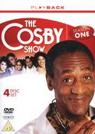 """The Cosby Show"" - British DVD cover (xs thumbnail)"