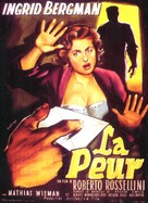 La paura - French Movie Poster (xs thumbnail)