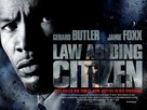 Law Abiding Citizen - British Movie Poster (xs thumbnail)