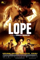 Lope - Brazilian Movie Poster (xs thumbnail)
