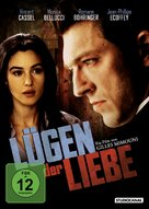 L'appartement - German DVD cover (xs thumbnail)