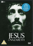 """Jesus of Nazareth"" - British Movie Cover (xs thumbnail)"