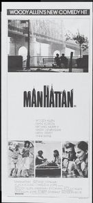Manhattan - Australian Movie Poster (xs thumbnail)