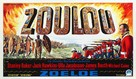 Zulu - Belgian Movie Poster (xs thumbnail)