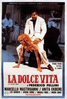 La dolce vita - Spanish Movie Poster (xs thumbnail)