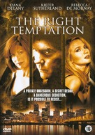 The Right Temptation - Dutch DVD cover (xs thumbnail)