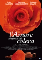 Love in the Time of Cholera - Italian poster (xs thumbnail)