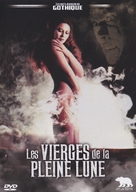 Il plenilunio delle vergini - French DVD cover (xs thumbnail)