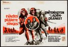 Escape from the Planet of the Apes - Belgian Movie Poster (xs thumbnail)