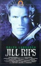 Jill Rips - German VHS cover (xs thumbnail)