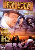 Rio Lobo - Spanish Movie Cover (xs thumbnail)