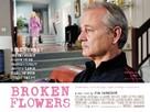 Broken Flowers - British Movie Poster (xs thumbnail)