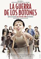 La nouvelle guerre des boutons - Spanish Movie Poster (xs thumbnail)