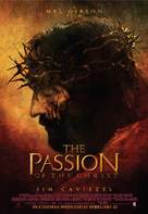 The Passion of the Christ - British Movie Poster (xs thumbnail)