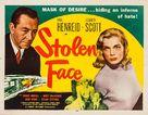 Stolen Face - Movie Poster (xs thumbnail)