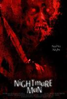Nightmare Man - Movie Poster (xs thumbnail)