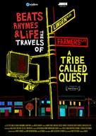 Beats Rhymes & Life: The Travels of a Tribe Called Quest - German Movie Poster (xs thumbnail)